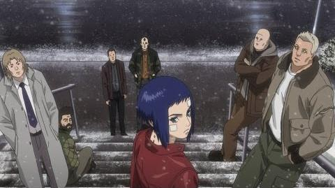 Ghost in the Shell ARISE border 4 Ghost Pain