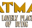 Batman: Un Lugar Solitario para Morir