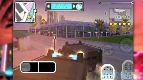 Gangstar Miami Vendication for iPhone - Walkthrough Part 37 - Armor Abduction