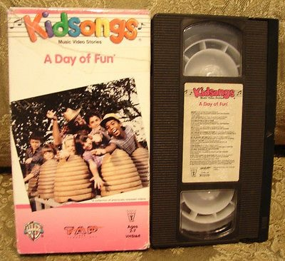 Kidsongs: A Day of Fun - Kidsongs Wiki