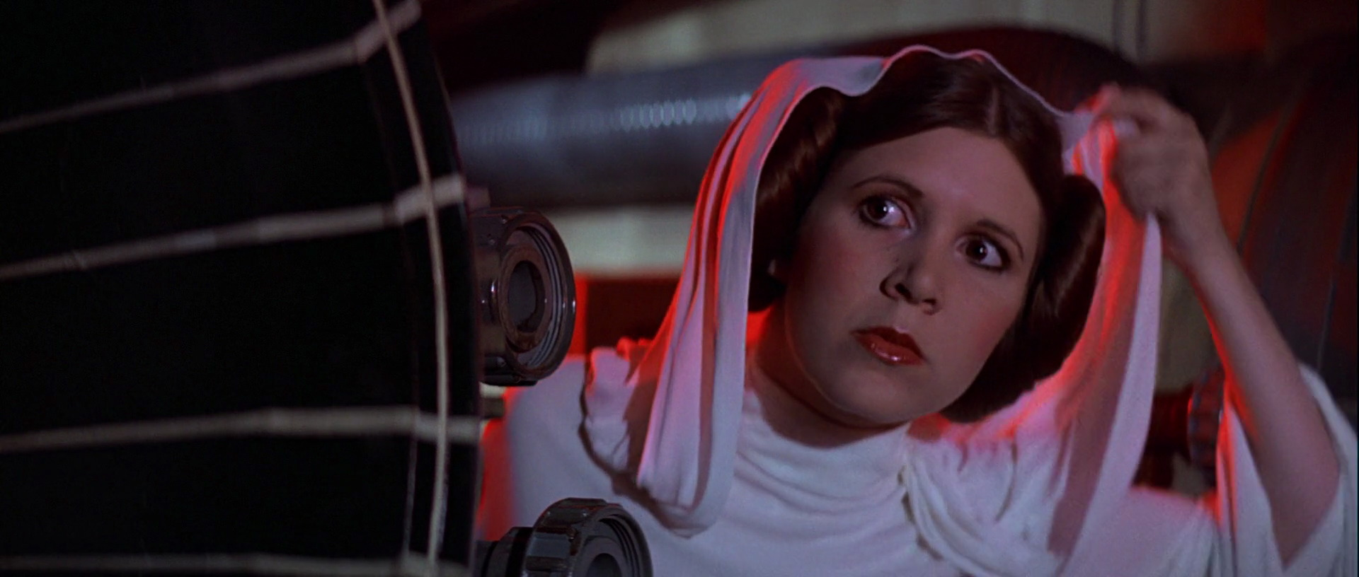 Princess Leia is awesome