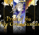 """Pride of the Five Great Swords"""