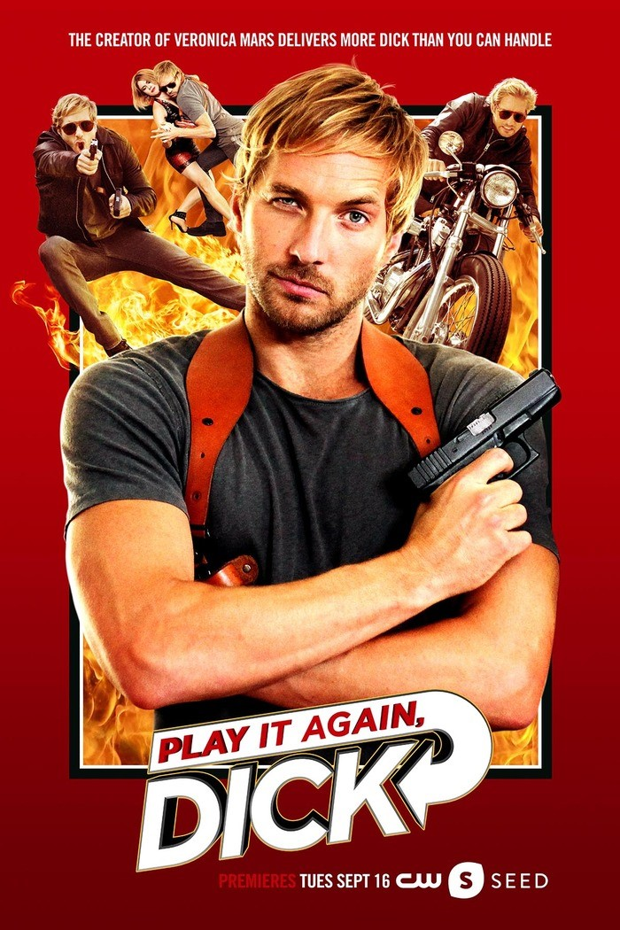 Play it again Dick, la web-série spin-off de Veronica Mars, découvrez ma critique sur lutetiaflaviae.com