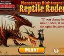 Игра Родео с Ужасным чудовищем