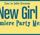 Asnow89/Season 4 Premiere Party Menu