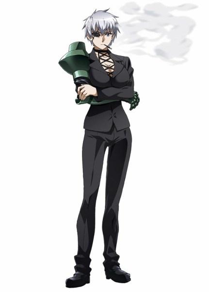 Fate/Apocrypha Akame-ga-Kill-Najenda