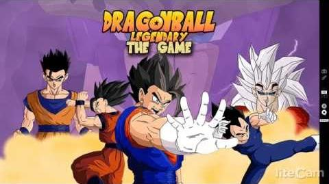 Dragon Ball Legendary The Game Muestra