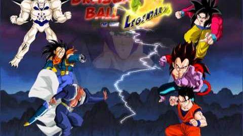 Dragon Ball Legendary The Game Prueba Intro