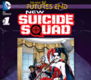 New Suicide Squad: Futures End Vol 1 1