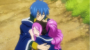 Jellal and Meredy after reading Ultear's letter.png