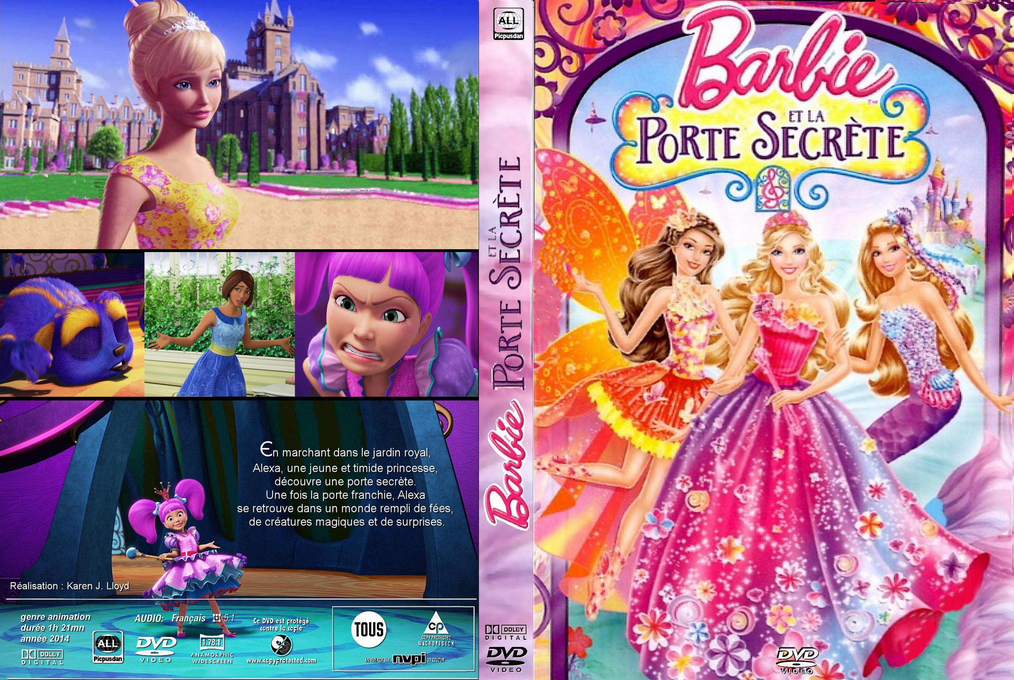 Fichier barbie et la porte barbiep dia - Barbie et la porte secrete film complet ...