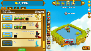 Easter eggs clickerheroes wiki