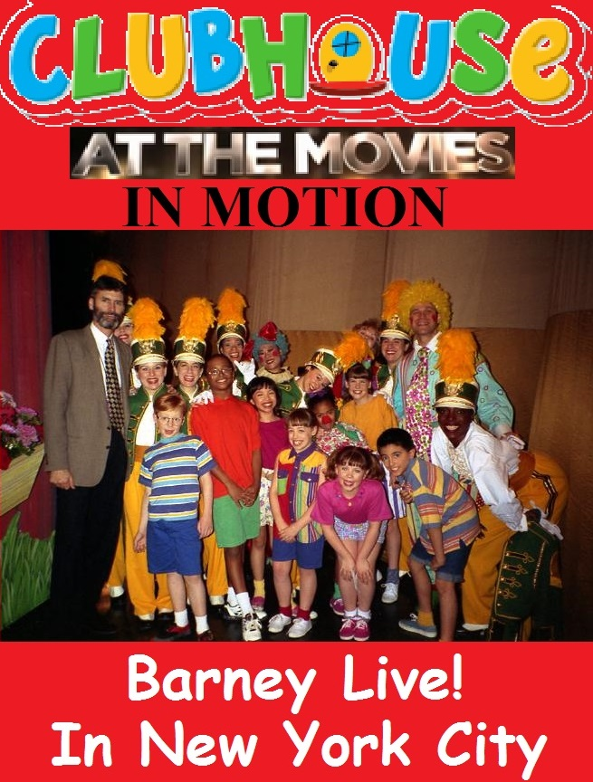 Winkster barney live in new york city