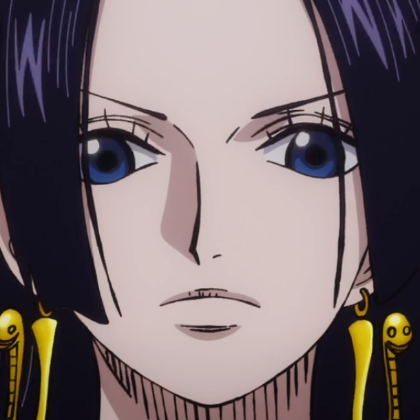 The One Piece Wiki: Boa_Hancock_Portrait.png