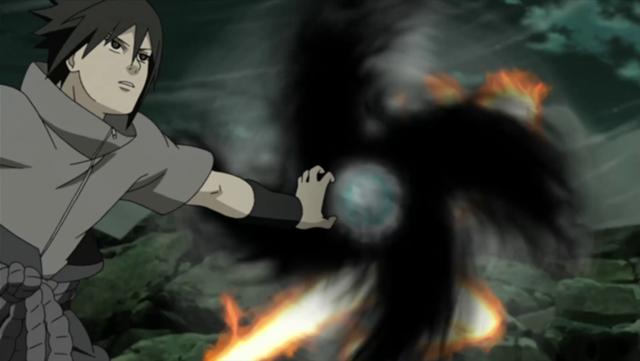[FP] Uzumaki Naruto Shakuton_K%C5%8Drin_Shipp%C5%AB_Shikkoku_no_Ya_Zeroshiki_(Pequena_Escala_-_Anime)
