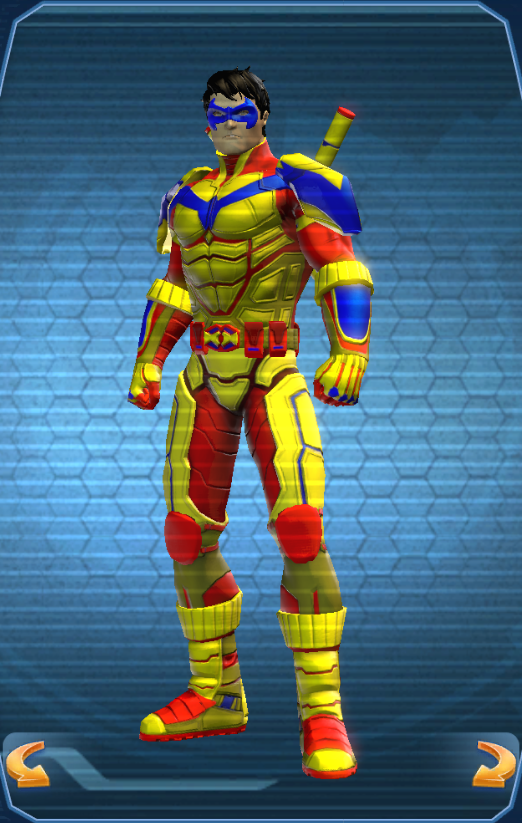 Dcuo character slot cost