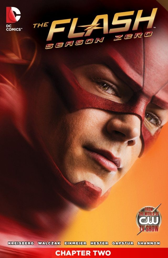 Image - The Flash Season Zero chapter 2 digital cover.png - Arrow.