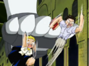 Baltro atacando a Kiyomaro y Zatch.png