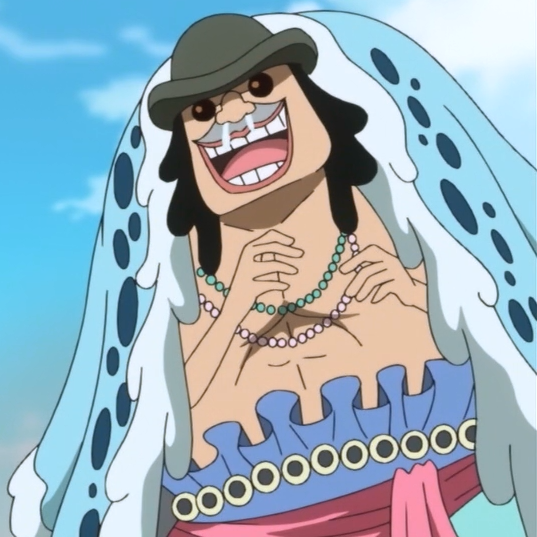 Trebol - The One Piece Wiki - Manga, Anime, Pirates ...