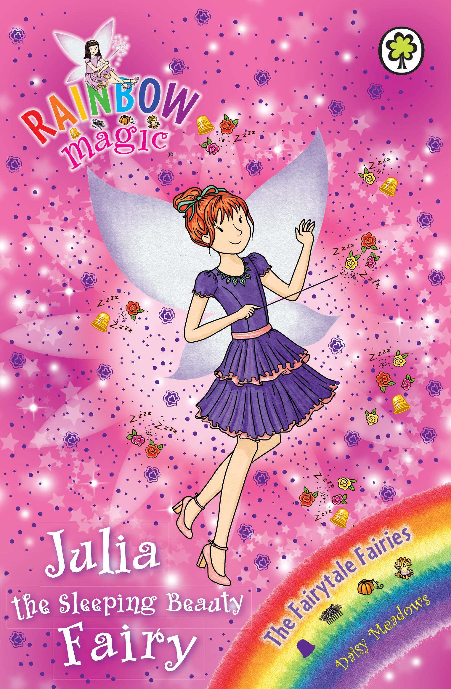 julia the sleeping beauty fairy rainbow magic wiki. Black Bedroom Furniture Sets. Home Design Ideas