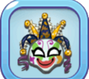 Smiling Carnival Mask