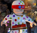 Polka-Dot Man