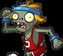 Pole Vaulting Zombie (PvZ: AS)