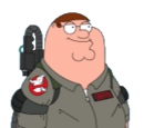 Ghostbuster Peter