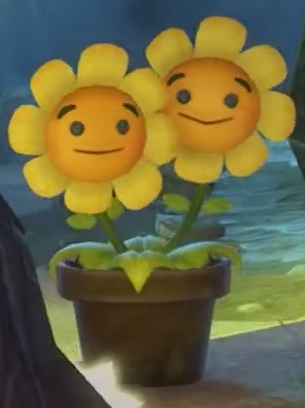 Twin Heal Flower Plants Vs Zombies Wiki Wikia