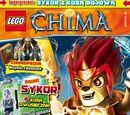 LEGO Legends of Chima 10/2014