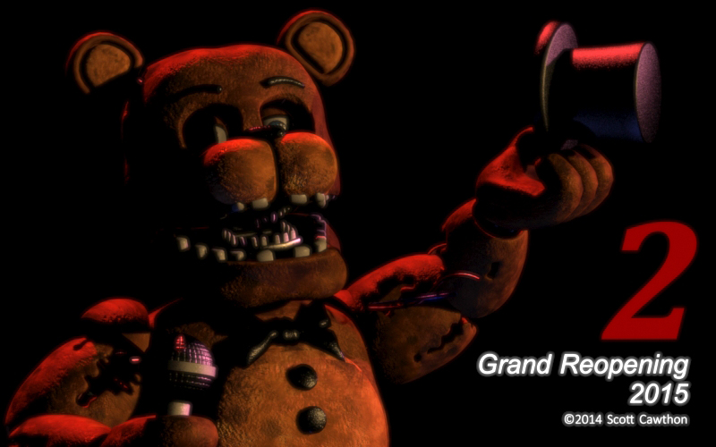 Freddy Fazebear Pizzeria Game