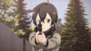 Shino aiming the Government 1911.png