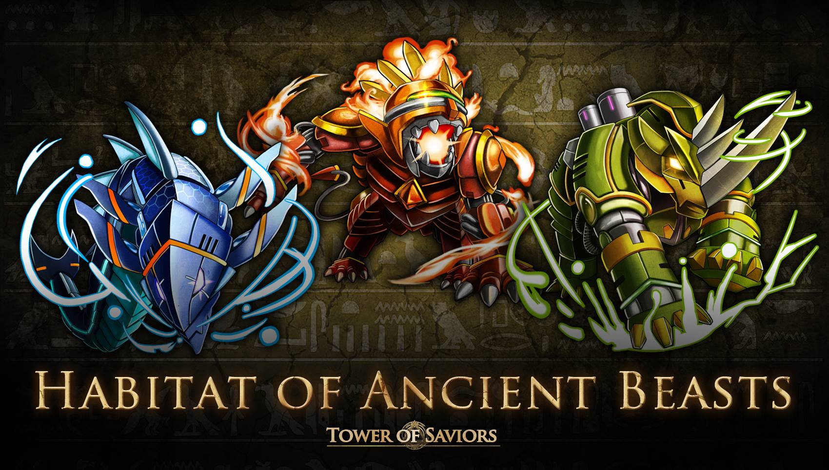 Habitat of Ancient Beasts - Tower of Saviors Wiki