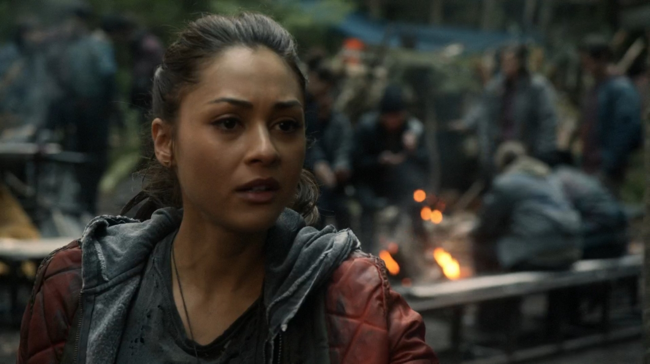 Image Raven 1x10 Jpg The 100 Wiki