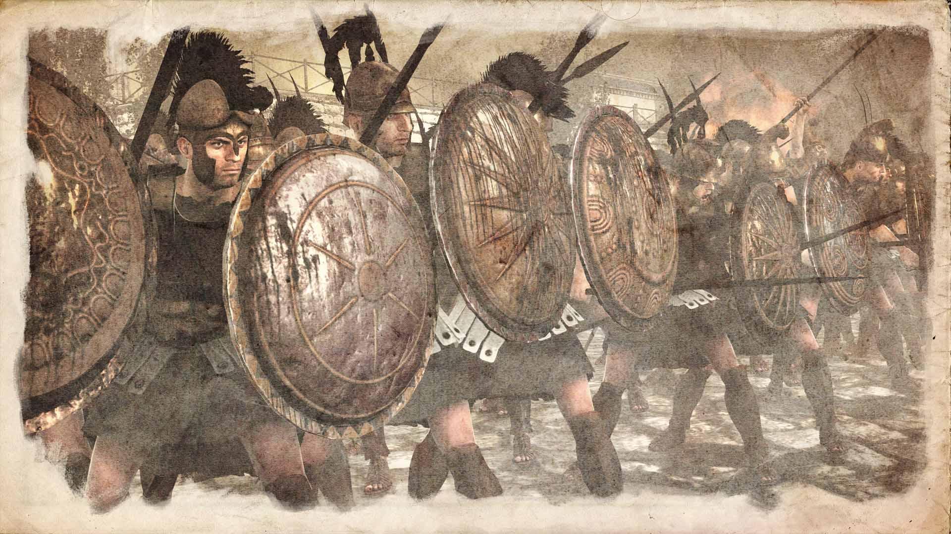 Image - Total War Rome II Artwork 1.jpg - Steam Trading