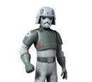 Imperial combat driver