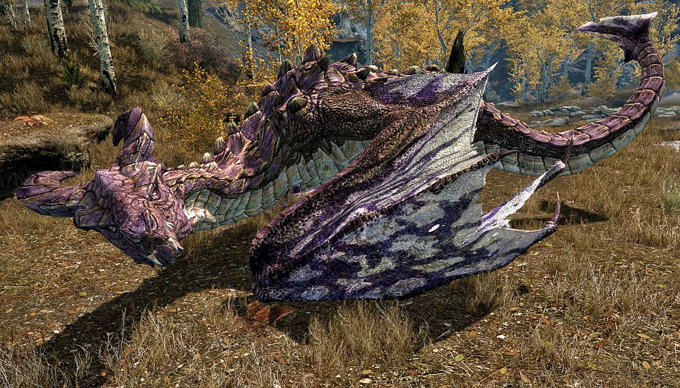Legendary Dragon - Elder Scrolls - Wikia