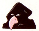 Artwork de Crow en Kid Icarus Of Myths and Monsters.png