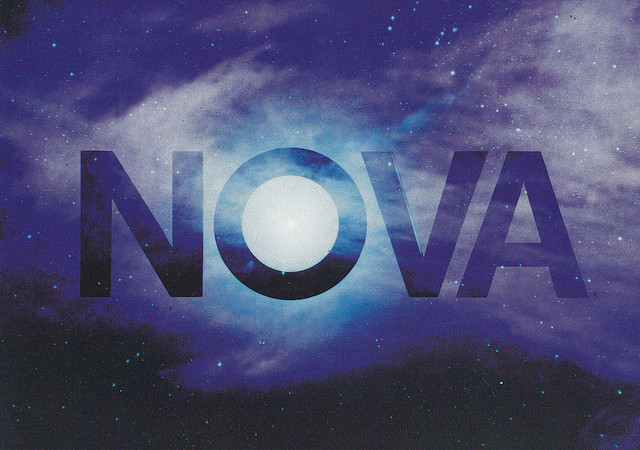 Nova Tv Series Logopedia The Logo And Branding Site