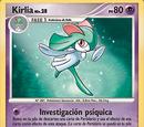 Kirlia (Maravillas Secretas TCG)