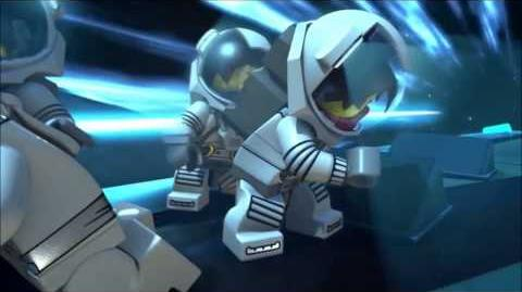"""Ninjago Rebooted Song - """"Eye of the Storm"""" (Official Video)"""
