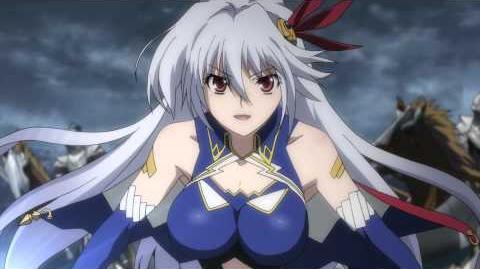 【予告】TVアニメ「魔弾の王と戦姫」第3話〜甦る魔弾〜