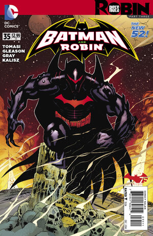 [DC Comics] Batman: discusión general 300px-Batman_and_Robin_Vol_2_35