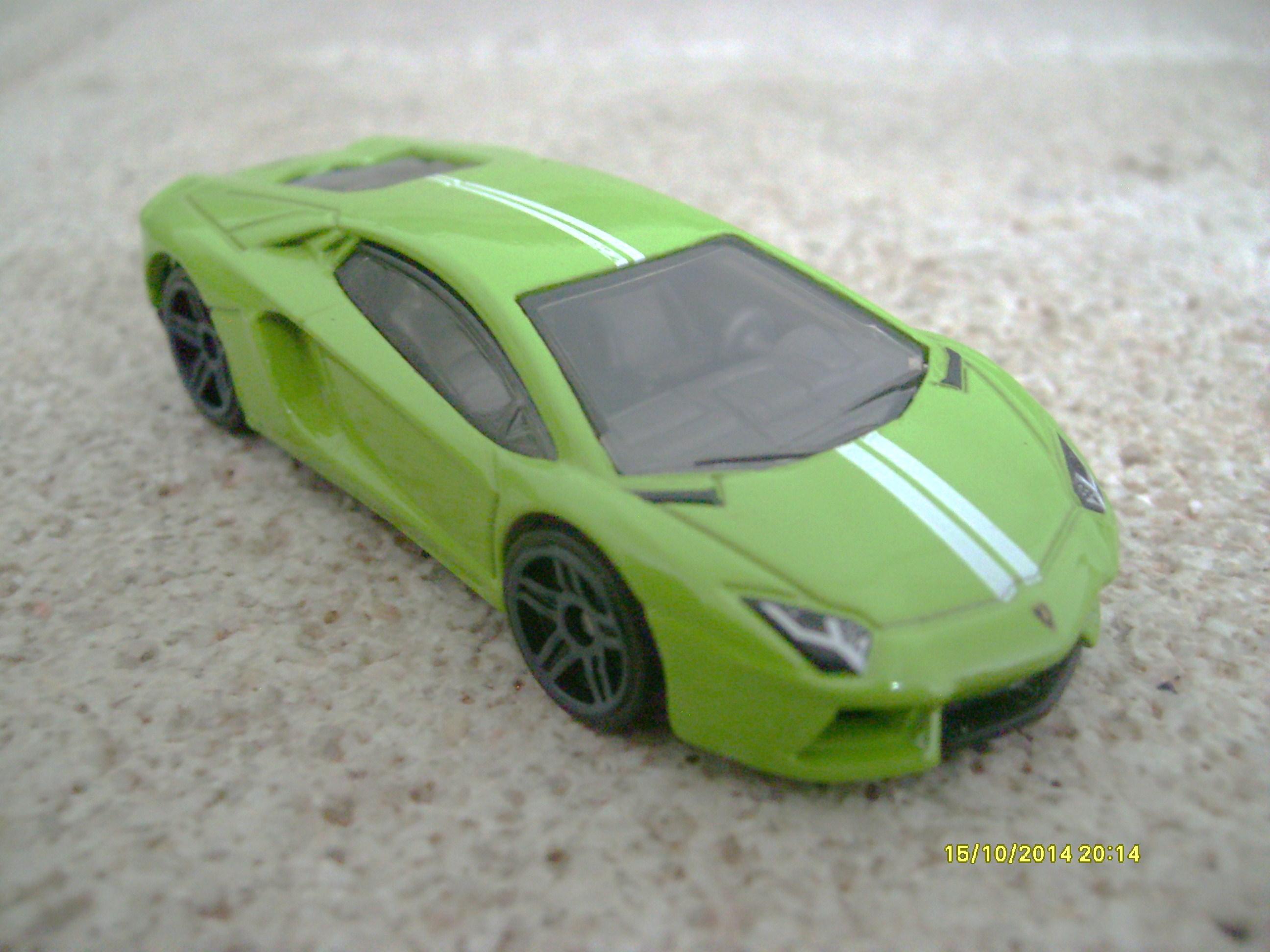 Image - Lamborghini aventador green.JPG - Hot Wheels Wiki