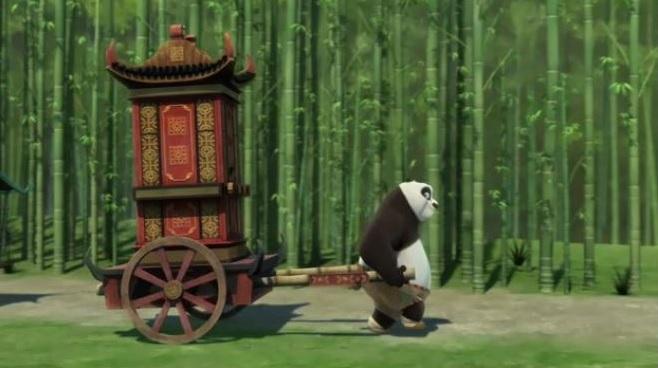Kung fu panda master yao