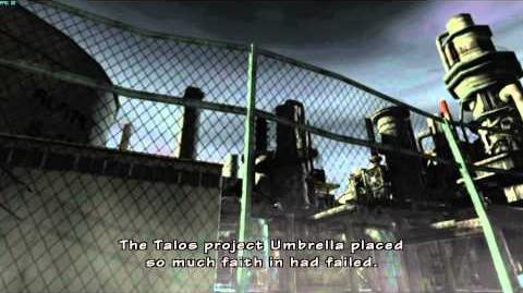 Umbrella's End 3 ending