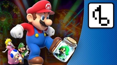 Super Mario 3D World WITH LYRICS - brentalfloss