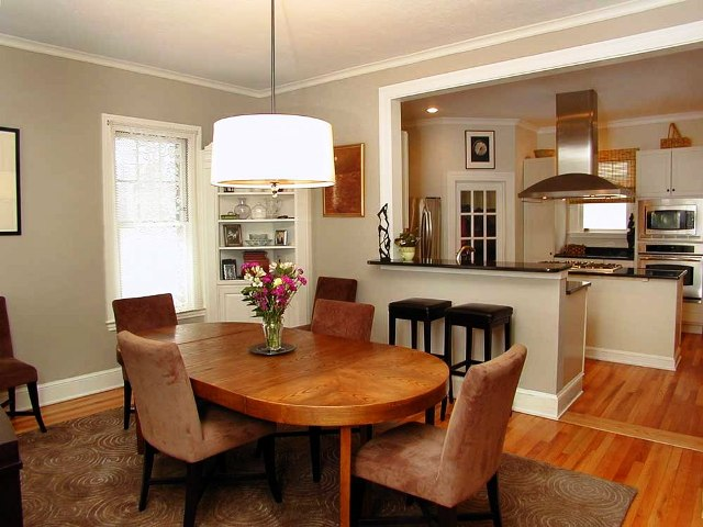 image breathtaking modern kitchen dining room colors