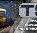 ECML London to Peterborough