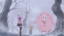The group walking inside the Forest of White Dreams.png